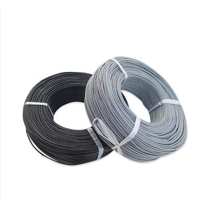 UL2547 Shielded Wire 24AWG 26AWG 28AWG Tinned Copper 2/3/4 Cores 300V 1/5/10 M