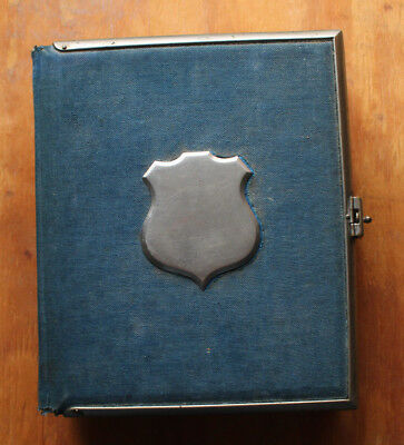 Victorian Photo Album Book CABINET CDV AND TINTYPES