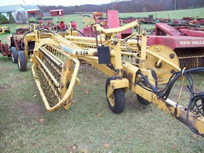 Vermeer R23A Twin Rake Hay Rake , Good Condition