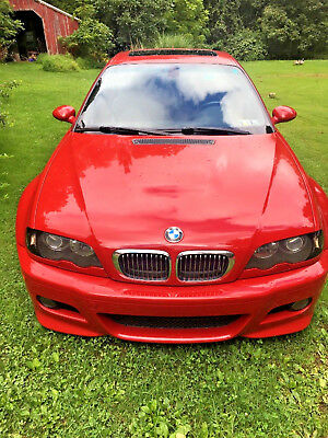 2006 BMW M3 3 series 2006 BMW M3 Coupe (E46)