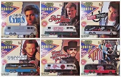 Road Champs Eagle Coach Country 1:76 Scale Tour Buses - NIP You Choose