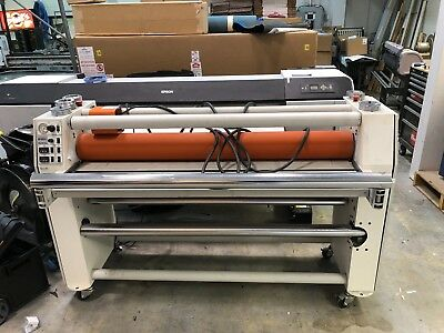 "Seal Image 600 - Double Heat Roll Laminator - Media 61"" Wide"