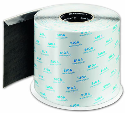 Siga Fentrim IS 2 sealing tape outside use 200mm for window and door sealing 25m