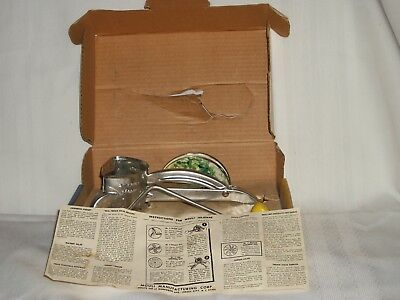 Mouli Julienne TV grater. Made in  France Complete With Original Box