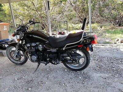 2001 Honda CB  honda motorcycle Night Hawk 750 4