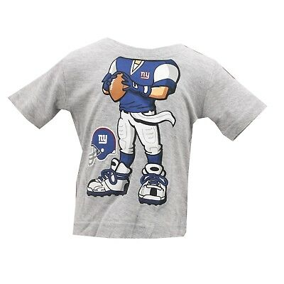 New York Giants Official NFL Apparel Infant   Toddler Size T-Shirt New with  Tags d4bc10909