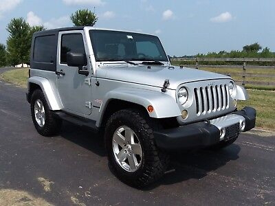 2009 Jeep Wrangler Sahara 2009 Jeep Wrangler Sahara 4x4 V6 Automatic Hard & Soft Top Included NICE VEHICLE