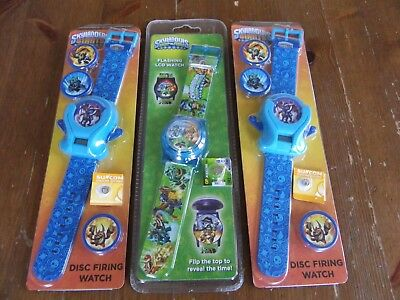 3 X Skylander Watches