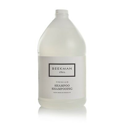 Beekman 1802 Fresh Air Shampoo - Gallon for Dispensers - 1 gallon