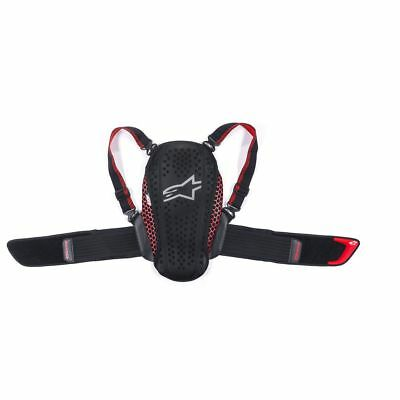 Alpinestars KR-Y Youth Back Protector Black One Size Fits Most