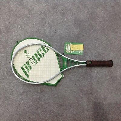VINTAGE PRINCE CLASSIC TENNIS RACKET RACQUET WITH TAGS 1980's
