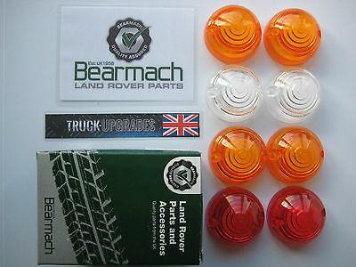 Land Rover Series 3, Side Light, Indicator Stop & Tail, Lenses, Bearmach