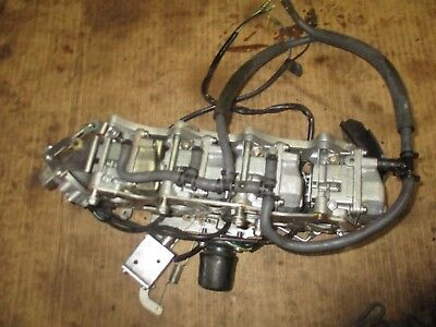 1998 MERCURY 50ELPT 4S 50 Hp 4 Stroke Outboard Carburetor Set