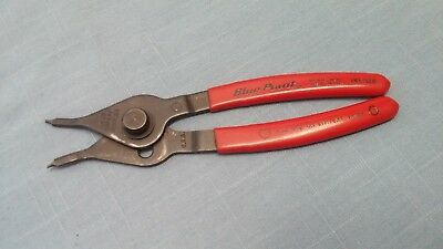 "Blue-Point Tools 6"" Fixed Tip Convertible Retaining Ring Pliers PR32A"