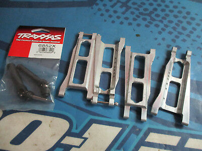 TRAXXAS SLASH 4X4 1/10 sc truck parts, aluminum arms