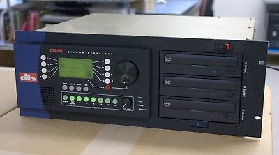 DTS-6AD DIGITAL THEATER SYSTEMS 35mm/70mm CINEMA PROCESSOR