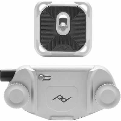 Peak Design Capture Camera Clip v3 (Silver) **OPEN BOX**