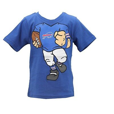 Buffalo Bills Official NFL Apparel Infant   Toddler Size T-Shirt New with  Tags 86291832b