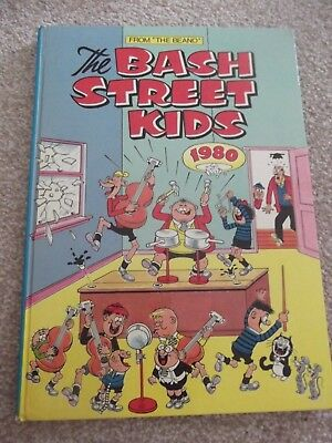 The Bash Street Kids Annual 1980 Good Condition