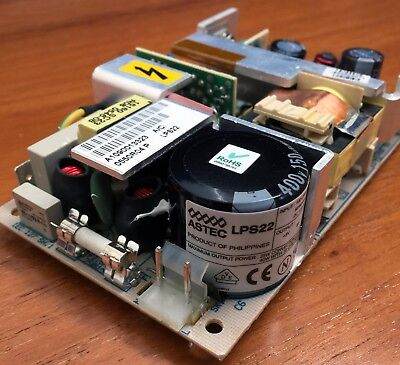 Astec LPS22 Open Frame 5V 5A 25W Single DC Power Supply