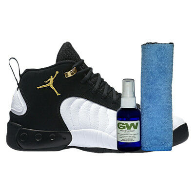 Gw Premium Shoe Cleaner Kit For Nike Air Jordan Shoes With Microfiber Cloth