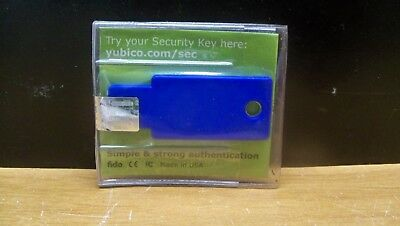 New Yubico U2F Fido Security Key Strong Authentication Free 1Stcls S&h