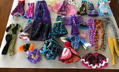 Monster High Doll Clothes Ever After High Clothes Lot # 2