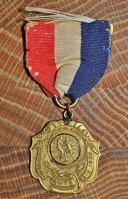 1939 CMTC  Ft. McClellan Alabama Boxing Fly Weight Championship Medal