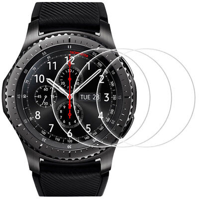 1/10PC Frontier Tempered Glass Screen Protector Saver For Samsung Gear S3 Galaxy