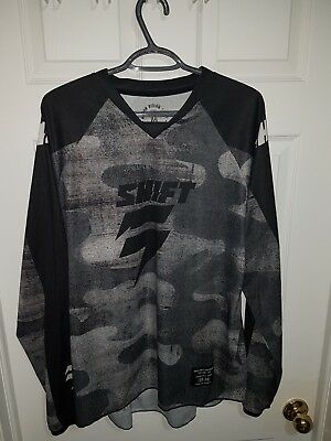 Shift Recon Riding Shirt / Jersey for Motorcycle, ATV or Downhill Biking