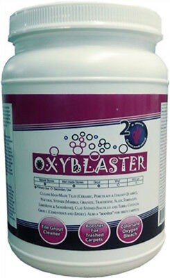 OxyBlaster 6 lb Tile Grout Cleaning Alkaline powder #1 magic wand oxy-1