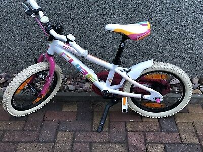 mountain bike cube mtb 24 kid 240 girl eur 175 00. Black Bedroom Furniture Sets. Home Design Ideas