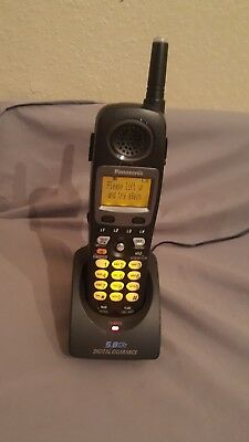 Panasonic KX-TGA450B 4 Line Handset and Charger*free shipping*
