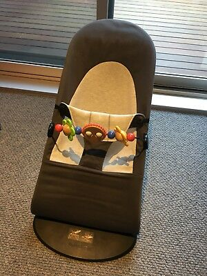BabyBjorn Bouncer - Googly Eyes Toy Included