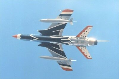 Photo 10x8 Republic F-105 [02]  **STOCK CLEARANCE**
