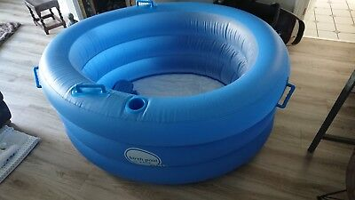 Birth Pool in a Box Eco with accessories