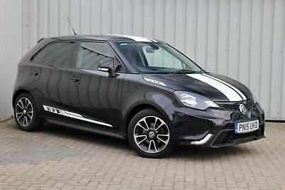 MG MG3 1.5 VTi-Tech  3Style with white trophy graphics