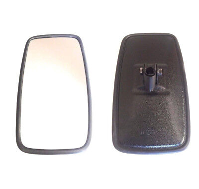 Rear View Mirror Exterior Universal 285x155 Digger Tractor Fendt Farm Machinery