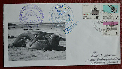 New Zealand Ross Dependency Antarctic Antarktis Antarctica Polar Antartica NZ