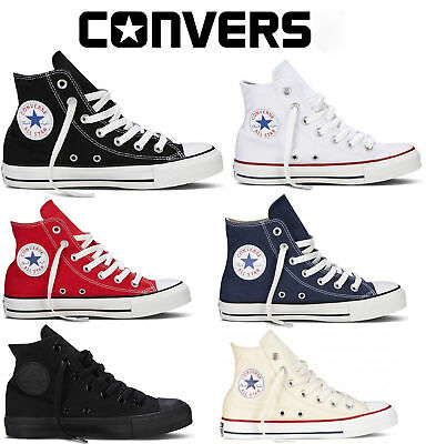 Convers Chuck Taylor Trainer High All NEW AUTHENTIC All colors and sizes
