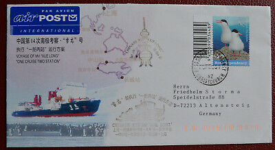China New Zealand Ross Antarctic Antarktis Antarctica Polar Antartica Polarpost