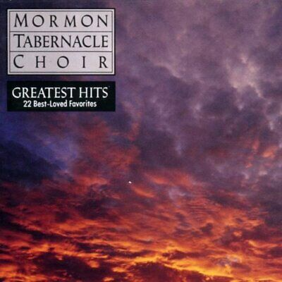Mormon Tabernacle Choir's Greatest Hits -  CD GCVG The Cheap Fast Free Post The