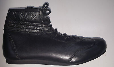 Boxing & Wrestling Ankle Lenght Boots.Full leather.