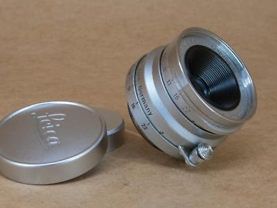 Leitz Leica 35mm 1:3.5 Summaron Lens, Screw Mount, E42 Head