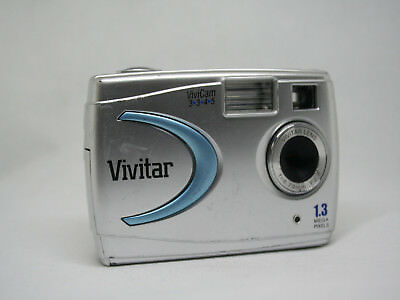 vivitar vivicam 7022 7 1mp digital camera with software 4 00 rh picclick co uk Vivitar Monster High Camcorder User Manual Vivitar Digital Camera