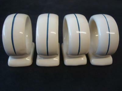 Boots Camargue 4 X Napkin Rings