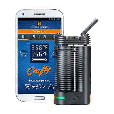 2018 Crafty Vaporizer Complete Kit By Storz & Bickel Official Retailer