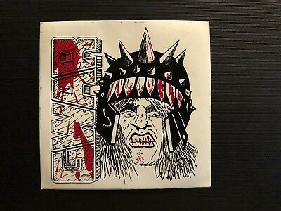 GWAR Sticker Vintage Hell-o