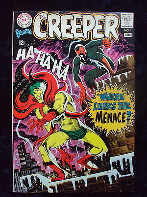 Beware The Creeper #1  Dc Comics Silver Age Steve Ditko