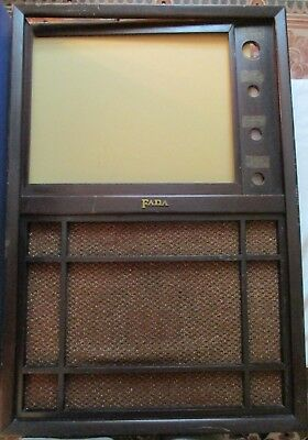VINTAGE FADA MODEL TELEVISION  (iFACE ONLY)